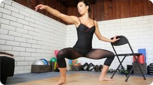 The Ultimate Ballet Workout With Autumn Calabrese