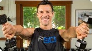 Shoulder Rehab Exercises from Tony Horton