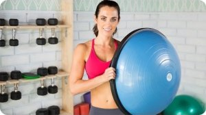 5 Minute Ab Workout Autumn Calabrese