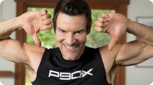 Tony Horton's Quick Total Body Warm-Up Routine