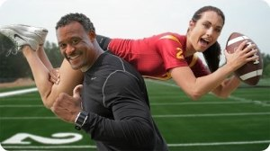Speed and Agility Workout With Autumn Calabrese and Willie McGinest