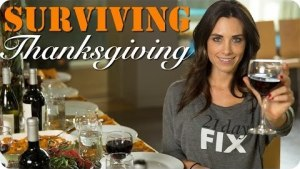 How to Survive Thanksgiving Dinner with Autumn Calabrese