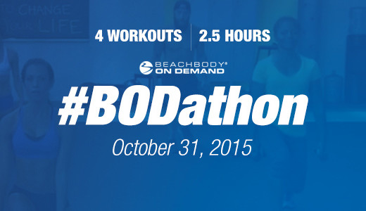 Join the BODathon