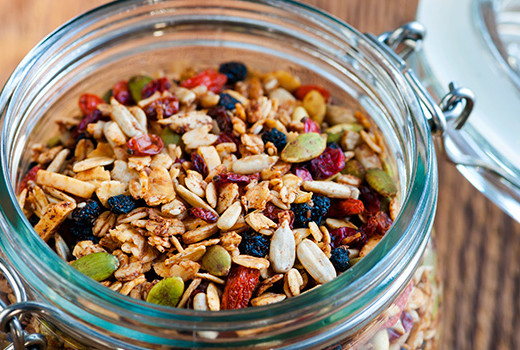 Do you Really Need Whole Grains In Your Diet granola