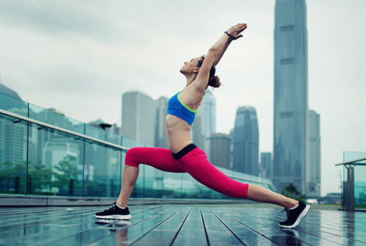 Do You Really Need a Recovery Week warrior yoga woman