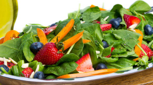 Spinach and Berry Salad Beachbody Blog