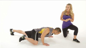 Beachbody Blog Move of the Week Oblique Knee Push Up Focus T25