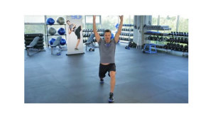 Beachbody Blog Move of the Week Crescent Crunch Tony Horton P90