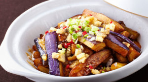 Beachbody Blog spicy eggplant recipe