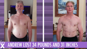 21 Day Fix Results Andrew P