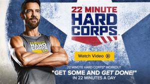 22 Minute Hard Corps Tony Horton