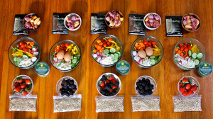 Meal Prep Monday Plan with Recipes
