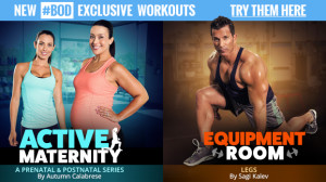 Get Exclusive Workouts From Autumn Calabrese And More, On Beachbody On Demand
