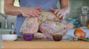 How to Season and Roast a Turkey