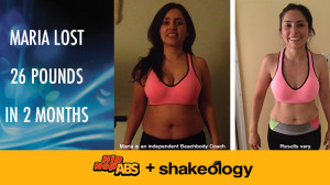 Hip Hop Abs Results Maria S