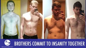 INSANITY Results Michael Conor S