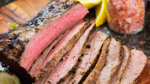 Ginger Soy Flank Steak recipe | BeachbodyBlog.com