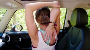 10 Yoga Poses for Road Trips | BeachbodyBlog.com