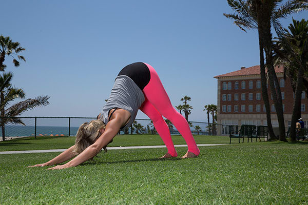 3 Week Yoga Retreat Downward Dog
