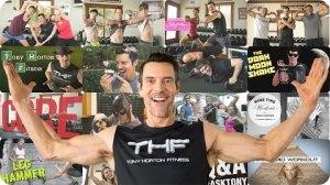 Tony Horton 2014 Workout Highlights