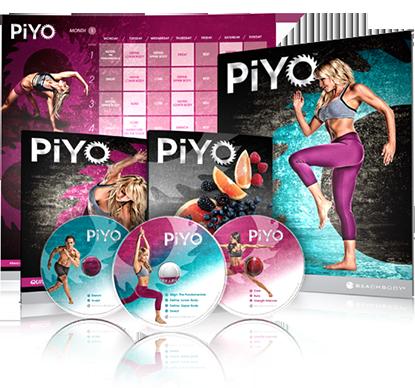 PiYo Workout DVDs - No Weights. No Jumps. Just Hardcore ...