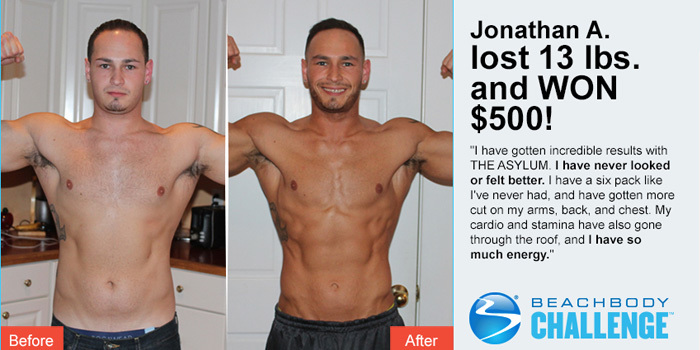 """I Got Ripped with INSANITY: The ASYLUM!"" - The Beachbody Blog"