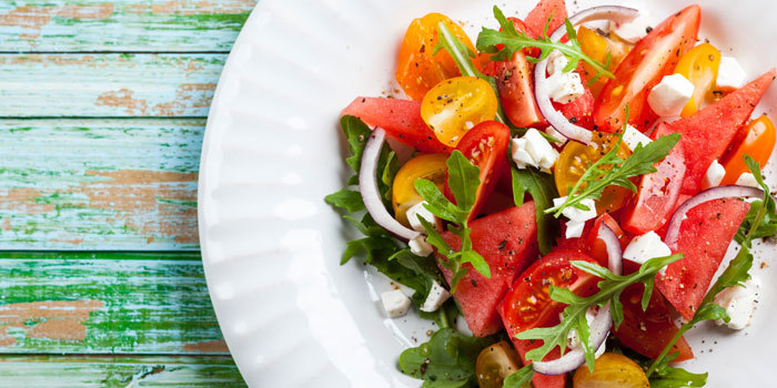 ... feta salad watermelon orange and feta salad watermelon heirloom tomato