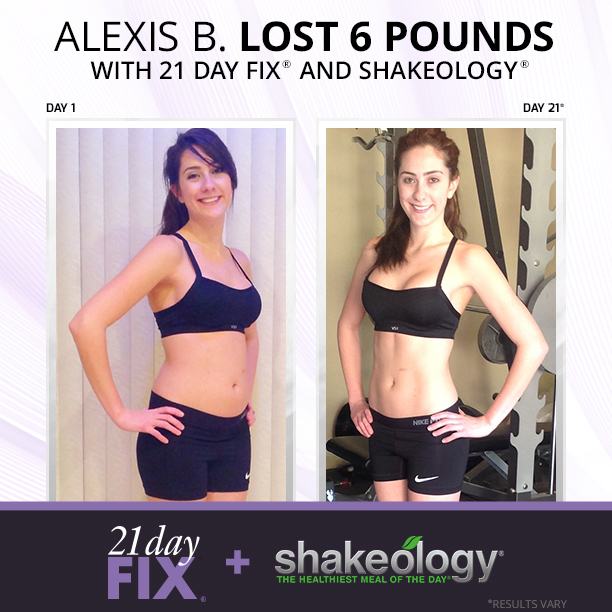 Shakeology and 21 Day Fix: Secret weapons to getting ...
