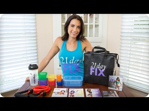 Beachbody Blog 21 Day Fix Calorie containers Modifications Autumn Calabrese