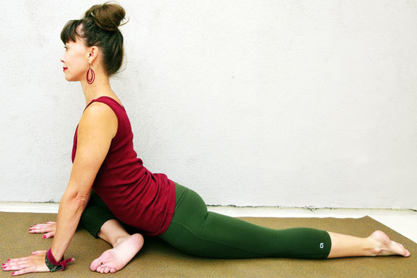 Yoga further Beachbody Blog Yoga Poses Hip Pain Pigeon furthermore Cc Cd F Banner additionally Perfect Poses For Partner Yoga as well How To Do Camel Pose. on easy yoga poses for weight loss