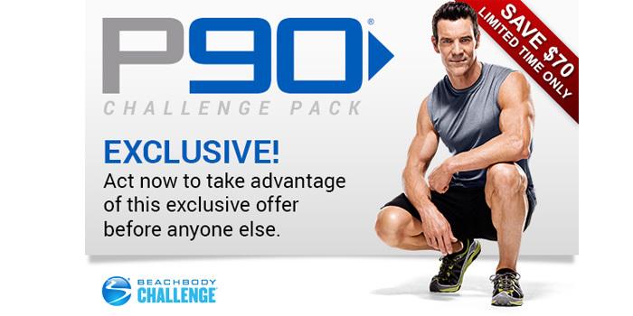 Beachbody Blog P90 Challenge  P90 Beachbody Logo