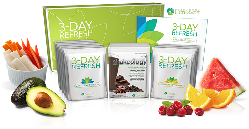 3 Day Refresh Chocolate 1X