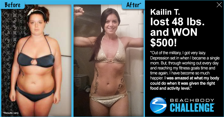 Blog Kailin T  Focus T25     T25 Results