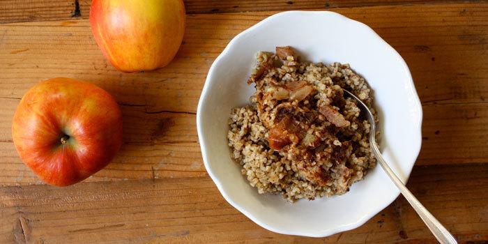 Beachbody-Blog-Steel-Cut-Oats-Apples-Cinnamon