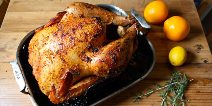 Citrus-Herb Roasted Turkey - The Beachbody Blog