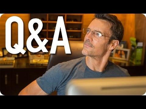 Tony Horton Q A Ask Tony 4