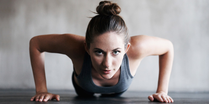 Body Weight Exercises Build Muscle