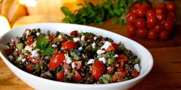 Lentil and Feta Salad - The Beachbody Blog