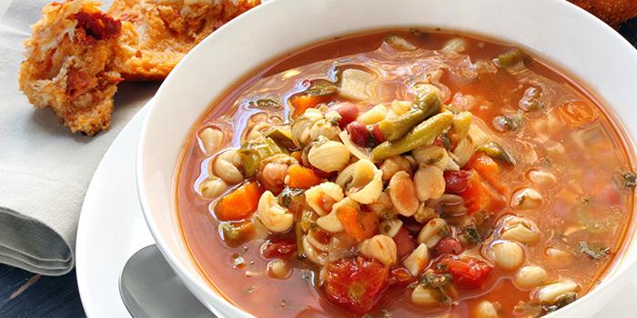 Easy pasta fagioli soup recipe