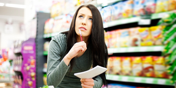 This Tip Will Cut Your Grocery Shopping Time in Half