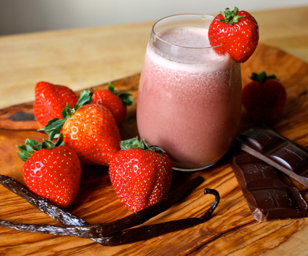 Neapolitan Shakeology Recipe