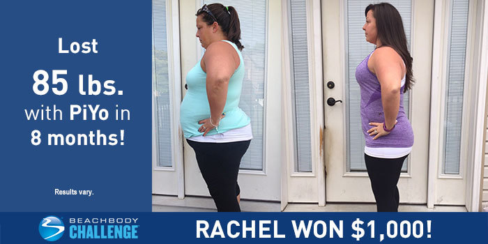 Busy Mom Lost 85 Pounds in 8 Months with PiYo!