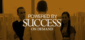 POWERED BY SUCCESS ON DEMAND