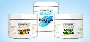 Shakeology® Boosts