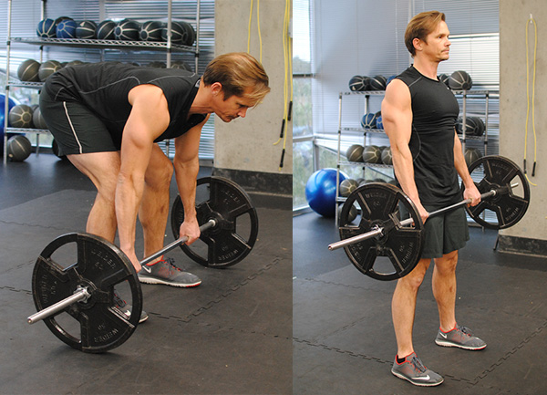 5 Moves for Burning Fat Deadlift