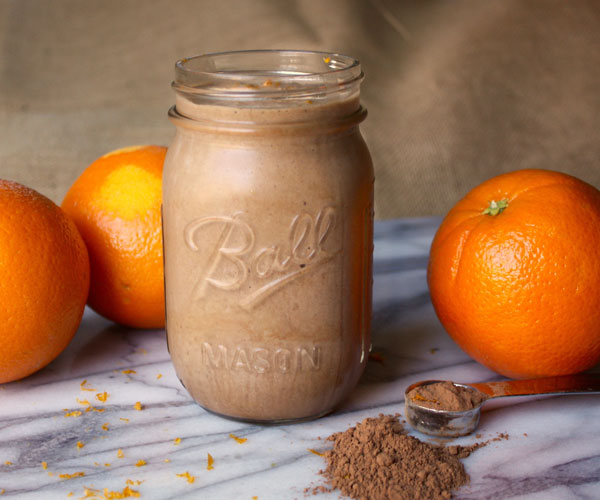Orange Mocha Latte Shakeology