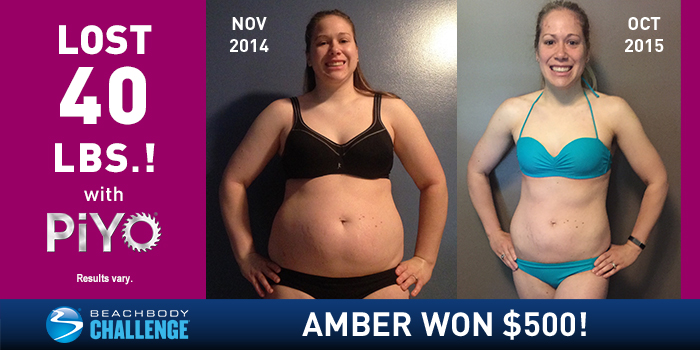 This busy mom of three lost 40 pounds with piyo the for To do before 40