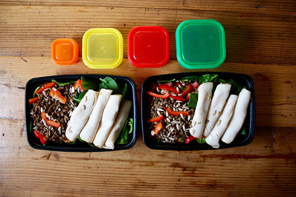 90 Minute Meal Prep Lunch | BeachbodyBlog.com