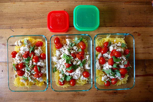 90 Minute Meal Prep Dinner | BeachbodyBlog.com