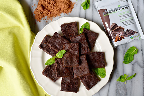 Double Chocolate No-Bake Vegan Brownies Recipe | BeachbodyBlog.com
